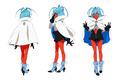 ガッチャマン クラウズ第2期、キャラ設定画とイベント情報を発表! 第0話で活躍する累のGスーツ姿も