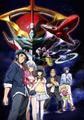 夏アニメ「アクエリオンロゴス」、第1話とあわせて新作OVA「創勢のアクエリオンEVOL」を放送! アクエリオンの新形態も公開