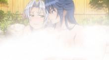 TVアニメ「トリアージX」、第10話のあらすじと先行場面写真を公開! 「湯加減いかが?」