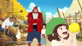 アニメ映画「バケモノの子」、サントリー「GREEN DA・KA・RA」とのコラボCMを公開! 仲良し姉妹も初アニメ化