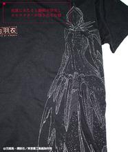 白羽衣つむぎが暗闇で光る! 「シドニアの騎士」のリフレクタープリントTシャツが販売開始!