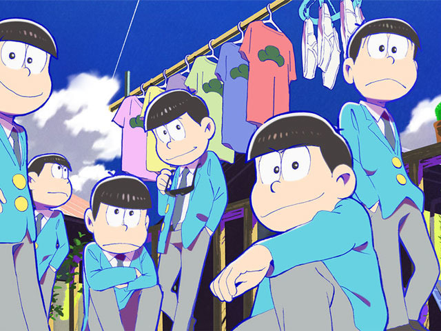 赤塚不二夫の伝説のギャグアニメが帰ってきた! 「おそ松さん」今秋、TVアニメ化決定!