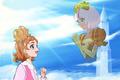 「映画Go!プリンセスプリキュア」、予告編が解禁に! 予告映像も豪華3本立て