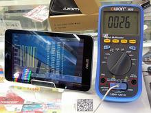【アキバこぼれ話】スマホで測定データが解析できるBluetoothマルチメーターが販売中