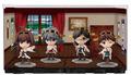 金剛型4姉妹が優雅にティータイムを楽しむ! 『艦隊これくしょん -艦これ-「Ceylon Tea Party」フィギュアシリーズ』登場!