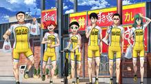 「劇場版 弱虫ペダル」と「すき家」がコラボ! 人気メニュー投票レース「ツール・ド・SUKIYA」開催!