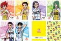 「劇場版 弱虫ペダル」、8月18日より全国のローソンでキャンペーンを開催! オリジナル商品も発売