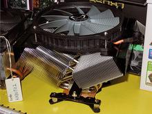 サイズ製トップフロー型CPUクーラーの新モデル「グランド鎌クロス3」が登場!