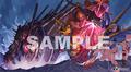 「機動戦士Vガンダム」、BD-BOX第2巻の描き下ろしイラストを公開! 吉成曜と川元利浩によるインナージャケットイラスト