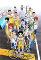 自転車競技アニメ「弱虫ペダル」、TVシリーズ第1期/第2期の一挙配信が決定! 計62話を6日間で