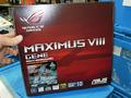 Z170搭載のゲーミングmicroATXマザー「MAXIMUS VIII GENE」がASUSから!