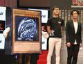 「劇場版 遊☆戯☆王」、カードゲーム世界大会でステージイベントを実施! 原作者・高橋和希も登場