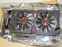 準ファンレスクーラー搭載の「GeForce GTX 950」ビデオカード「STRIX-GTX950-DC2OC-2GD5-GAMING」がASUSから!