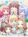 秋アニメ「ハッカドール」、「Wake Up, Girls!」とのコラボが決定! コラボイラスト、ショートドラマ、コラボ4コマなど