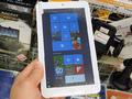 格安7インチタブレットPloyer「MOMO7W」にWindows 10モデルが登場! 実売9,980円