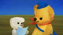 日本郵便オリジナルキャラ「ぽすくま」、アニメ化が決定! 「メッセージフェスタ2015 in KITTE」で初公開