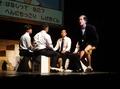 「舞台 ギャグマンガ日和」ゲネプロ&囲み取材レポート! 再現度抜群のオールスターキャラが巻き起こす、爆笑の連鎖