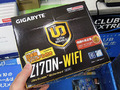 Z170搭載のMini-ITXマザー「GA-Z170N-WIFI」がGIGABYTEから!