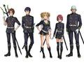 TVアニメ「終わりのセラフ」、第2クールから登場する新キャラ/キャストを発表! 「鳴海隊」の5人