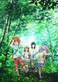TVアニメ「のんのんびより りぴーと」、9月26日/27日に全話を一挙ライブ配信! 楽天SHOWTIMEにて
