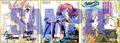 蒼き鋼のアルペジオ、劇場版第2弾「Cadenza」の来場者特典を発表! イラスト入りミニ色紙(全12種)を4週にわけて配布