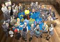 TVアニメ「暗殺教室」、第2期は2016年1月スタート! 新たなビジュアルも公開に