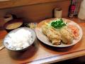 2015年秋到来! 「とんかつ冨貴」のカキフライ定食がスタート