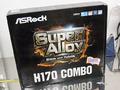DDR4/DDR3両対応のH170/B150マザーボード2モデルがASRockから!