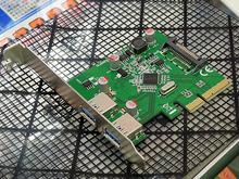 USB 3.1ポートを増設できるPCI Express x4接続の拡張カード「Straight2」がエアリアから!