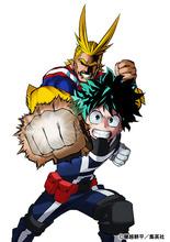 「僕のヒーローアカデミア」、TVアニメ化が決定! ジャンプ王道のヒーローアクション作品