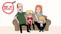 TVアニメ「英国一家、日本を食べる」、2016元日に正月特番を放送! 「英国一家、正月を食べる」
