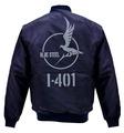 蒼き鋼のアルペジオ、イ401仕様のMA-1フライトジャケットがコスパから! 新作Tシャツ各種も