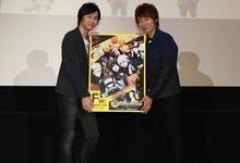 アニメ映画「Fw:ハマトラ」、舞台挨拶レポート! 聖地・横浜に名コンビが再び登場