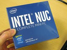 Win10&Pentium N3700搭載のIntel NUC「NUC5PGYH」が登場!