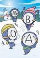 TVアニメ「血液型くん!4」、2016年1月スタート! 血液型考察アニメの第4期、主題歌は鳴海杏子