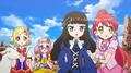 アニメ映画「プリパラ み~んなのあこがれ♪レッツゴー☆プリパリ」、本ビジュアル完成! 来場者特典は週替わりプリチケ