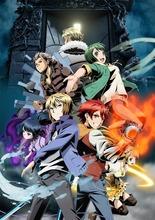冬アニメ「ディバインゲート」、PV第2弾を公開! 「円卓の騎士(ナイツ・オブ・ラウンド)」のキャラ/キャストも