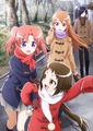 TVアニメ「未確認で進行形」、BD-BOXの特典映像ダイジェストを公開! 声優陣がロケ地・福島を巡る旅番組