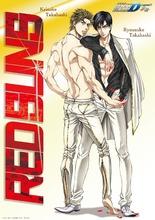 「新劇場版 頭文字D」、高橋兄弟の描き下ろしイラストを公開! 鍛え上げられた筋肉がクリアポスターに