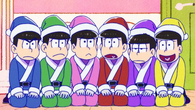 「おそ松さん」オールキャストが贈るバラエティ豊かなクリスマスプレゼント!! 誰もが等しく楽しい夜を過ごせますように。