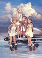 「ラストエグザイル -銀翼のファム- Over The Wishes」、3劇場で舞台挨拶を実施! 新宿では1/1ヴェスパの展示も