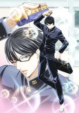 「坂本ですが?」、4月にTVアニメ化! 監督は「銀魂」の高松信司、坂本役には緑川光