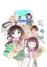 「ステラのまほう」、TVアニメ化が決定! 同人ゲーム制作部を舞台に女子高生たちの日常を描く