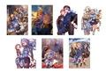 「ラストエグザイル -銀翼のファム- Over The Wishes」、来場者特典が決定! 村田蓮爾イラストのクリアファイル全7種