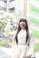 警察アニメ「アクティヴレイド」、秋葉原UDXでフリーライブを開催! AKINO with bless4と相坂優歌が熱唱