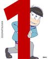 TVアニメ「おそ松さん」、BD第1巻は初週3.6万枚でオリコン総合2位! DVD版は初週4.3万枚