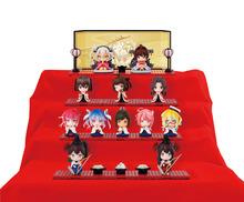 一番くじ「艦これ 桃の節句」、2月中旬に発売!  ミニフィギュアをすべてを揃えると「雛人形豪華四段飾り」に