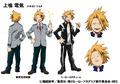 春アニメ「僕のヒーローアカデミア」、切島鋭児郎と上鳴電気のキャストを発表! ムードメーカーのバカキャラ2人