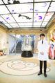 「ヤング ブラック・ジャック」、梅原裕一郎が手塚治虫記念館を訪問! 「間黒男のルーツは手塚治虫先生自身であると思いました」