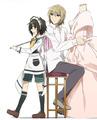 春アニメ「少年メイド」、OP主題歌は神田沙也加のユニット「TRUSTRICK」が担当! ヒット作「俺物語!!」に続いての起用